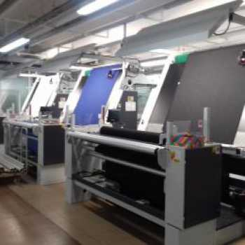 INSPECTIONS MACHINES FOR FABRICS CONTROL